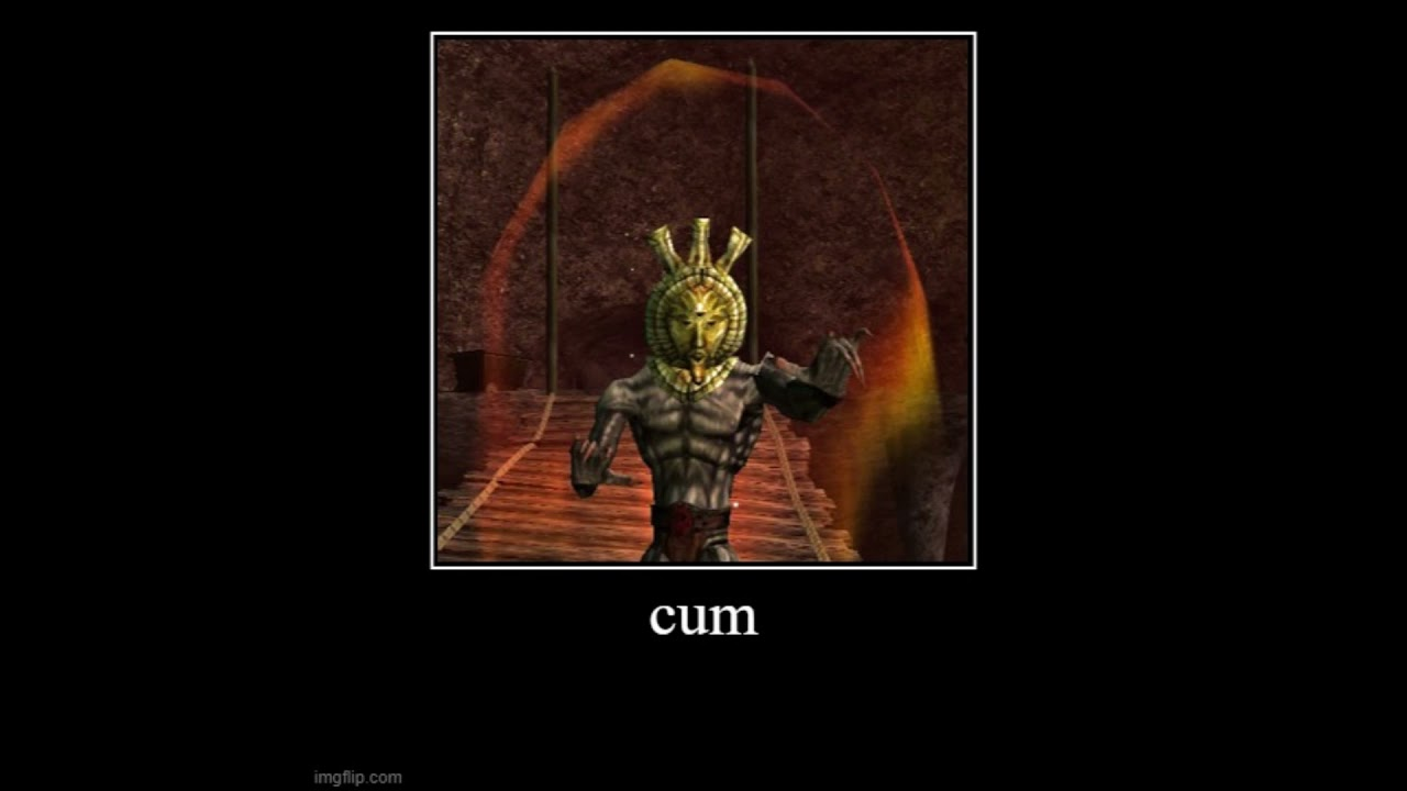 Dagoth Ur says a lot of things out of context (morrowind ...