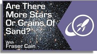 Are There More Grains of Sand Than Stars?