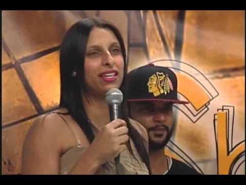 Debut El Guerrero Negro Nuevos Temas En En Show De José Guillermo