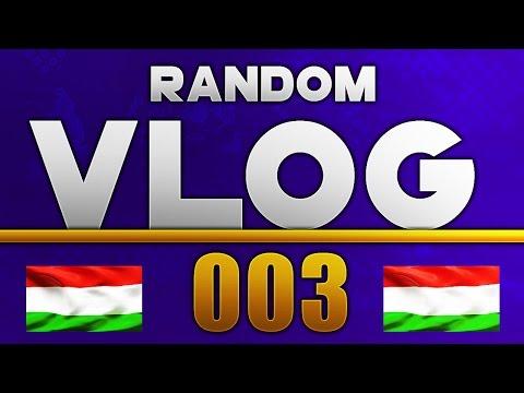 Random vlog | #003 | Pokec z Maďarska !