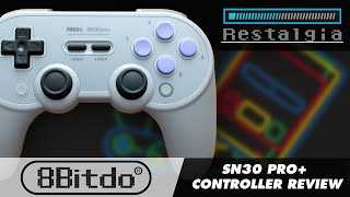 8BitDo SN30 Pro+ Controller Review... Best Bluetooth Controller PERIOD!