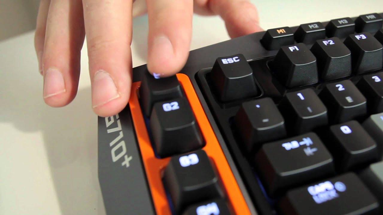 Introducing the Logitech G710+ Mechanical Gaming Keyboard