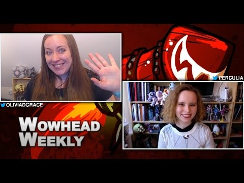 Wowhead Weekly Episode 23 - Twitter in WoW, Shapeshifts, New Mount!