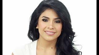 Tutorial de Maquillaje y Entrevista a Maricarmen Marin