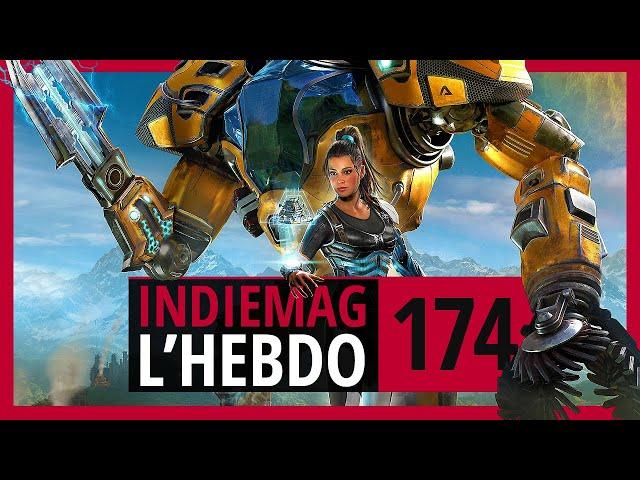 Un raz-de-marée de sorties indés | IndieMag l'hebdo #174 - 17/10/2021