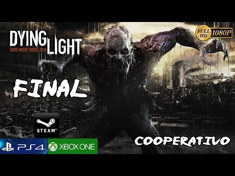 Dying Light Final Español Gameplay | Mision Final Extracción Let's Play PC PS4