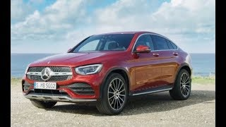 2020 Mercedes GLC Coupe  Gorgeous Coupe SUV
