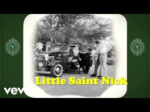 The Beach Boys - Little Saint Nick (1991 Remix/Lyric Video)