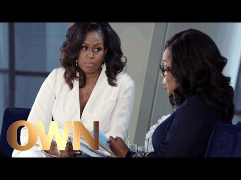 Michelle Obama Won't Forgive Donald Trump For Risking Her Family's Safety | Oprah's Book Club | OWN Mp3