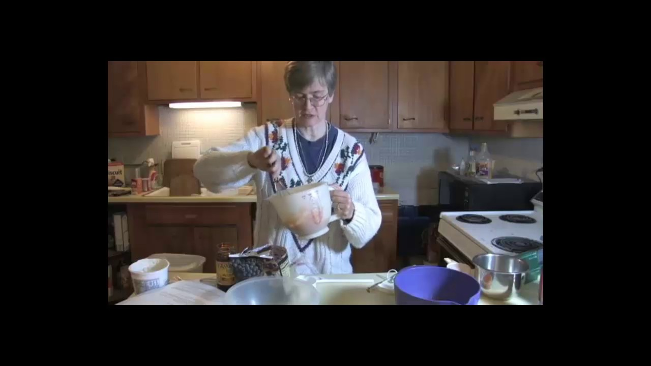 Try it Tuesday - Blueberry Sweet Potato Bread