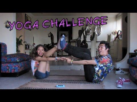 YOGA CHALLENGE - Amara Que Linda Ft. Ami Rodriguez