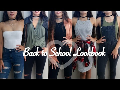 back-to-school-lookbook- -cute-outfit-ideas- -college-2016