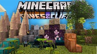 1.17 Güncellemesinin Mod'u Yapıldı !! Yenilikleri İnceleyelim   Minecraft 1.17 Konsept Mod'u