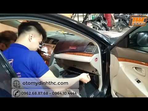 Lắp camera hành trình Xiaomi 70 tại Trung Tâm Kỹ Thuật Ô Tô Mỹ Đình THC
