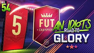 5 BOARDS IN 1 FUT CHAMPS REWARDS PACK!!! AN ID**TS ROAD TO GLORY!!! Episode 53