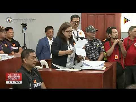 Ampatuan Massacre: Quezon City court reads verdict for 10-year case