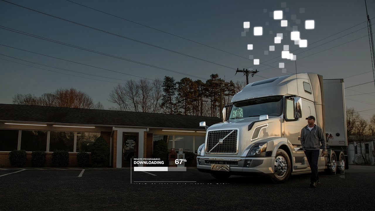 volvo trucks - introducing remote programming - youtube