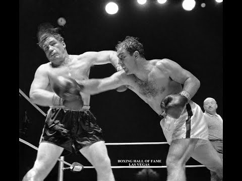 Rocky Marciano Calls the Action May 16, 1955 vs Don Cockell