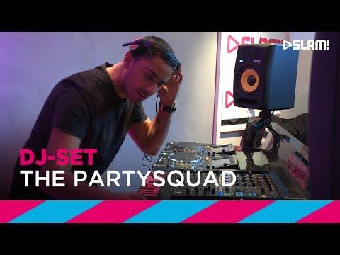 The Partysquad (DJ-set) | SLAM!