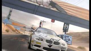 Need For Speed ProStreet OST: Airbourne - Blackjack