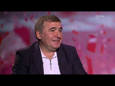 """Telekom Sport - TOP INTERVIU - Gică Hagi: """"Am semnat cu trei echipe în același timp"""""""