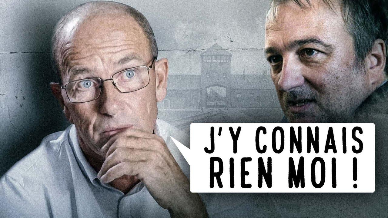 ÉTIENNE CHOUARD CONVOQUÉ PAR LA POLICE – Les Reportages de Vincent Lapierre