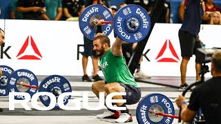 Ringer 1 & Ringer 2 - Individual Men Event 10 - 2019 Reebok CrossFit Games