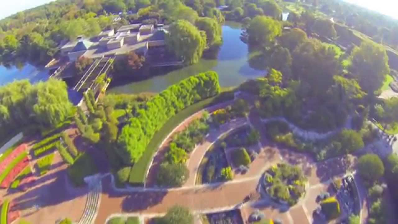 Chicago Botanic Garden: One Place For All Seasons   YouTube