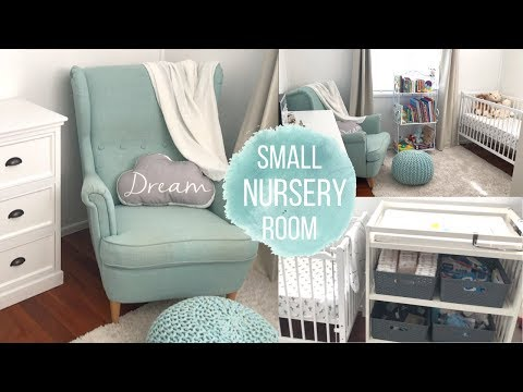 SMALL BABY BOY NURSERY ROOM TOUR 2018 | AUSTRALIAN