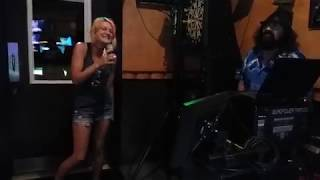 karaoke with a cold- my public singing debut