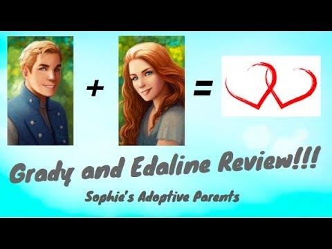 Grady and Edaline Review! | KotLC #8 |