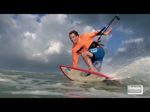 Kiteboarding In Florida With Damien Leroy     Locals