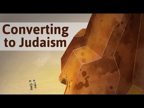 Converting to Judaism: An Explanatory Guide