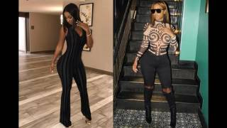 Bernice Burgos moves on from TI after he got back with Tameka Tiny Harris!