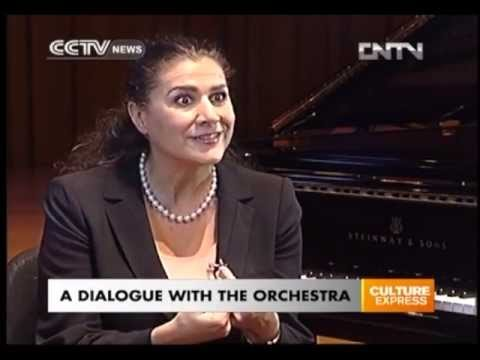 Exclusive Interview with Italian mezzo soprano Cecilia Bartoli