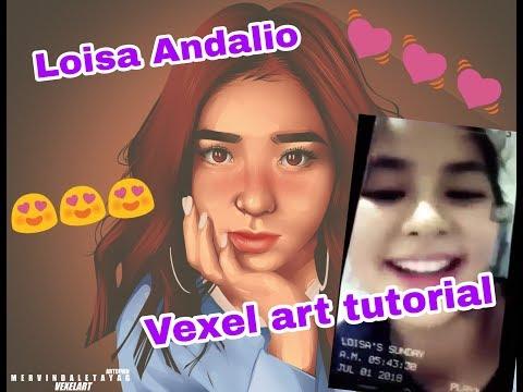 Vexel Vector art tutorial Autodesk Sketchbook   How to cartoon yourself using Autodesk Sketchbook thumbnail