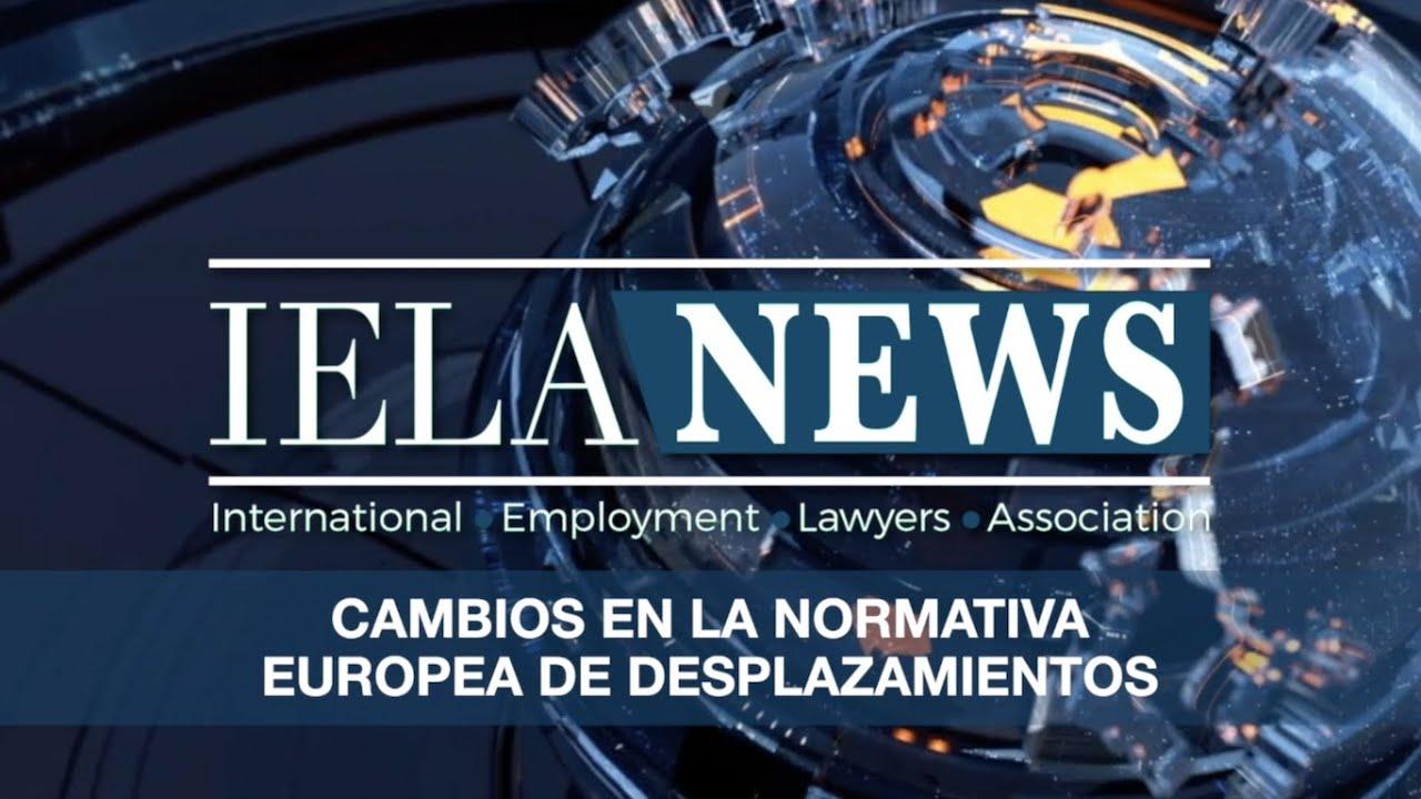 Los cambios en la normativa europea de desplazamientos de trabajadores