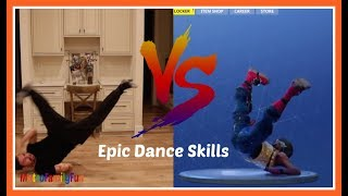 BEST FORTNITE DANCE CHALLENGE EVER! - (In Real Life) | Motso Family Fun