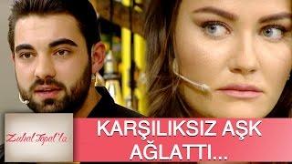 Zuhal Topal'la 88. Bölüm (HD) | Serkan'a Olan Karşılıksız Aşk Angelina'yı Gözyaşlarına Boğdu