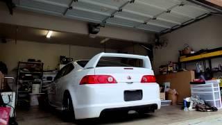 acura rsx type s buddy club spec 2 exhaust