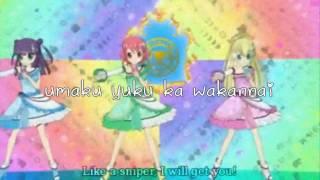 Repeat youtube video LilPri - Happy Go Lucky (lyrics)