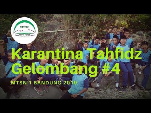 Aku Ingin Jadi Hafidz Quran || Karantina Tahfidz Madrasah || MTsN 1 Bandung