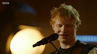 Ed Sheeran - Thinking Out Loud (Live at the 2021 BBC Radio 1 Big Weekend Concert)