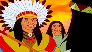 TWIN FALLS | Pocahontas | Full Episode 12 | English thumbnail