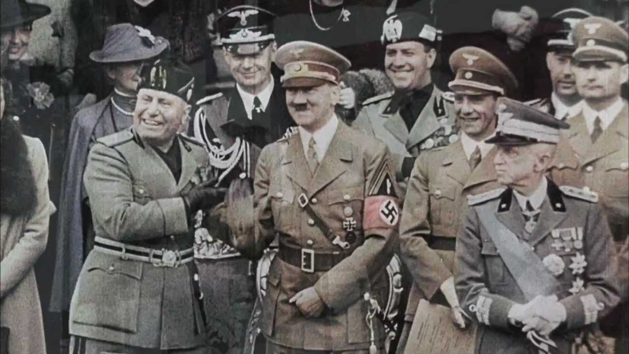 similarities between hitler and mussolini The similarities and differences of adolf hitler and benito mussolini by: kayla russell 703 assessment adolf hitler and benito mussolini were similar in.