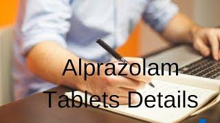 Alprazolam Tablets Uses Side Effects Precaution & Trika 0.5 Tablets review Sleeping Pills