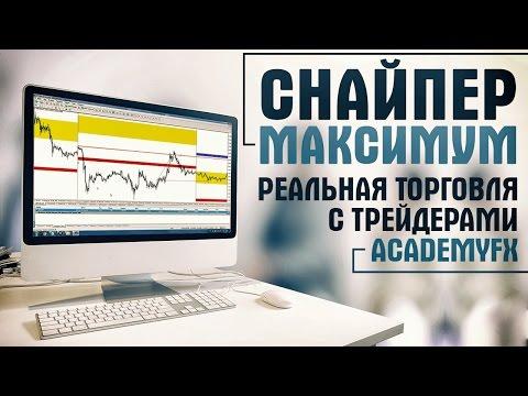 Реальная торговля с трейдерами AcademyFX