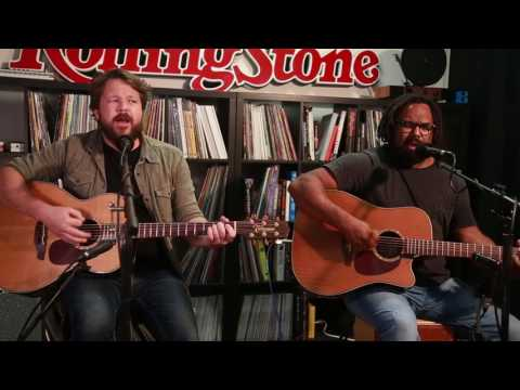 "Busby Marou ""Paint This Land"" (Live at the Rolling Stone Australia Office)"