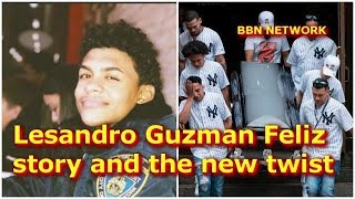 Lesandro Guzman Feliz story and the new twist