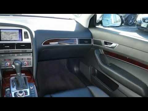 Used 2011 Audi A6 Nashua, Manchester, NH #EAA18527A